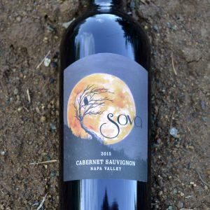 2015 Sova Wines- Cabernet Sauvignon
