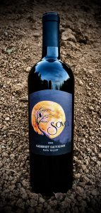 2016 Sova Wines Cabernet